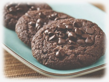 Banana Choco-Chip Cookies