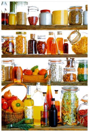 Veggie Cupboard