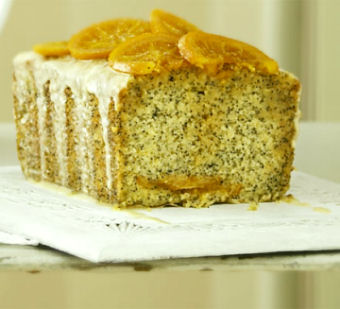 Lemon Poppy Seed Sweet Loaf